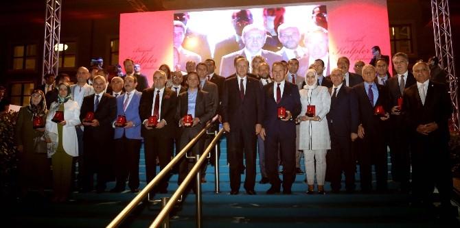 Cumhurbaşkanı'ndan Adana'ya 5 Altın Madalya
