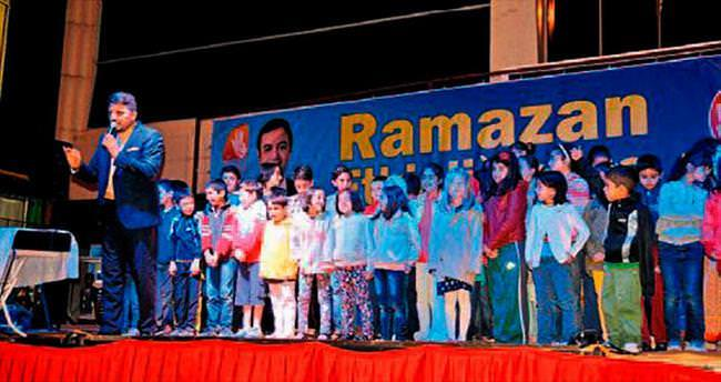 Bucak'taki Ramazan coşkusu devam ediyor