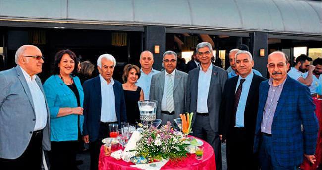 Gaziantepliler yaz partisinde