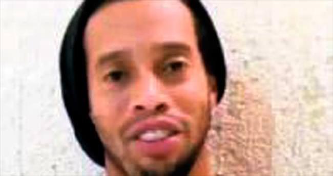 Efsane Ronaldinho: Bekle beni Türkiye