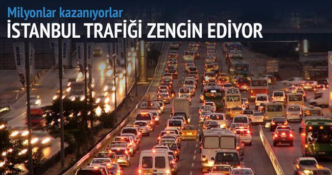 İstanbul trafiği mucit girişimciyi zengin etti