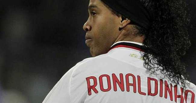 Ronaldinho ile anlaştık