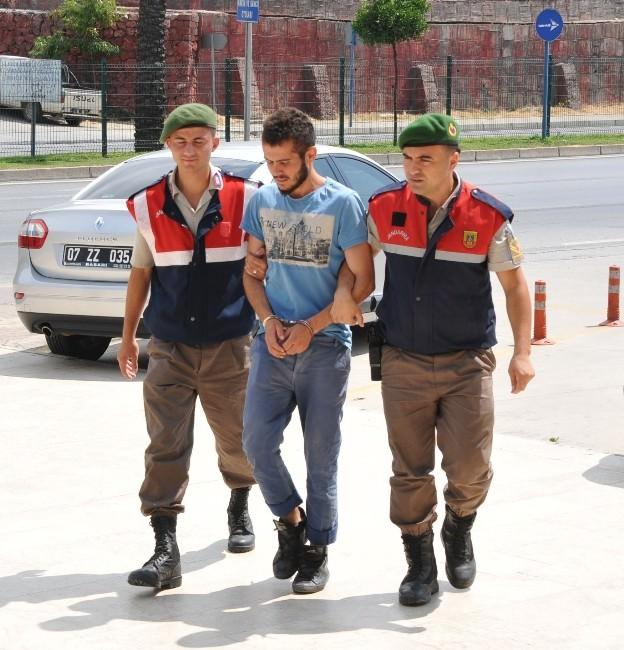Antalya'da Extacy Hap Ele Geçirildi