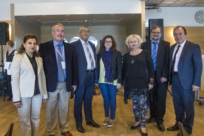 Denizli Büyükşehir Belediyesi, Avrupa Sağlıklı Kentler Ağı Toplantısı'na Katıldı