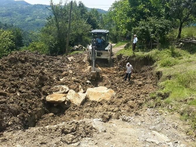 Kumluca'da Selin İzleri Gideriliyor