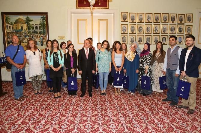 Macar Heyet Ramazan'da Bursa'da