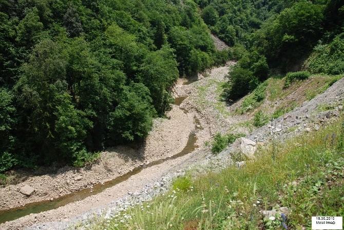 Melet Irmağı'nda Kuruma Tehlikesi