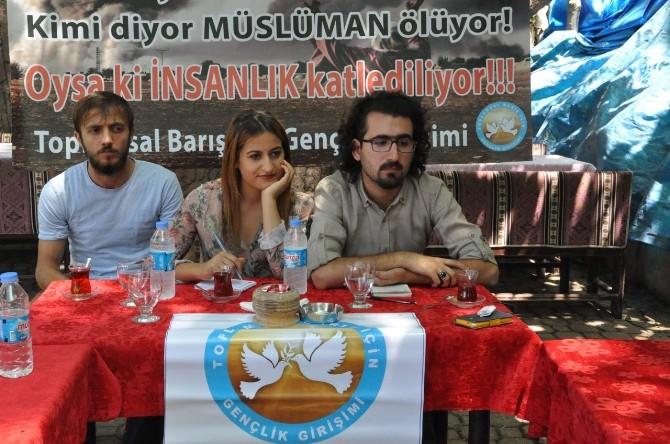 Tunceli'den 'Çözüm Süreci Devam Etsin' Çağrısı