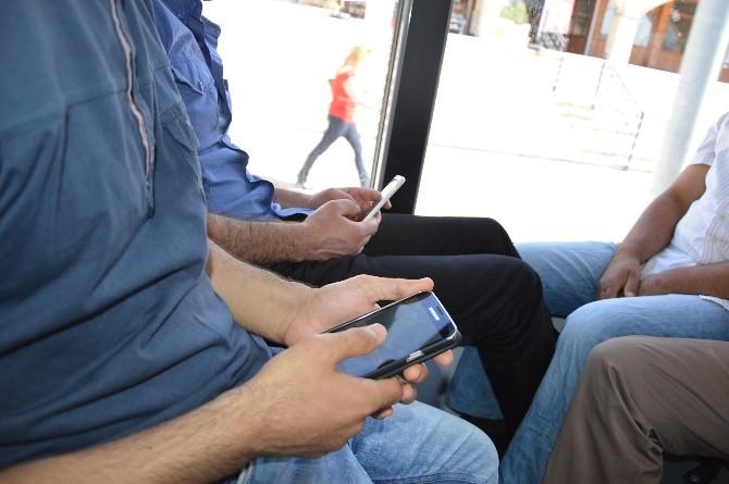 Yolcular Wi-fi Uygulamasından Memnun