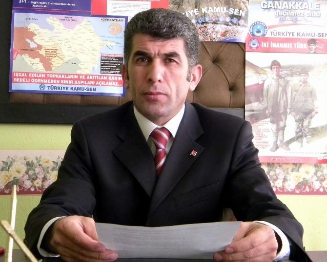 Türk Sağlık-sen'den Doğu Türkistan Açıklaması