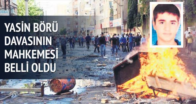 Yasin Börü davası artık Ankara'da