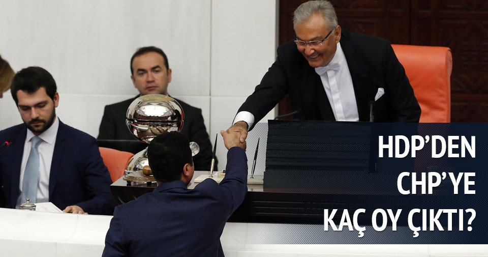 HDP'den CHP'ye kaç oy gitti?