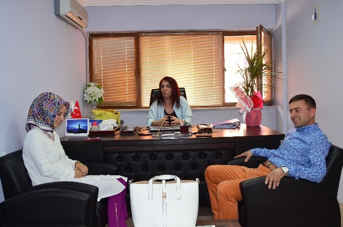 AK Parti'den Çgc'ye Ziyaret