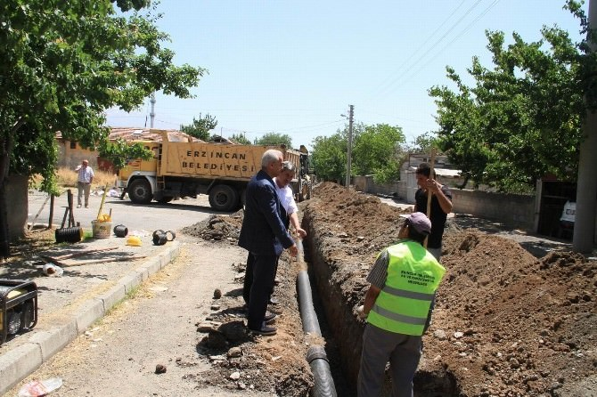 Şehir Genelinde Belediye Çalışmaları Devam Ediyor
