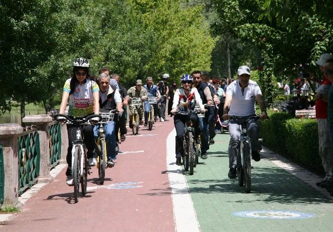 Ruhsal Hastalıklara Karşı Bisikletli Terapi