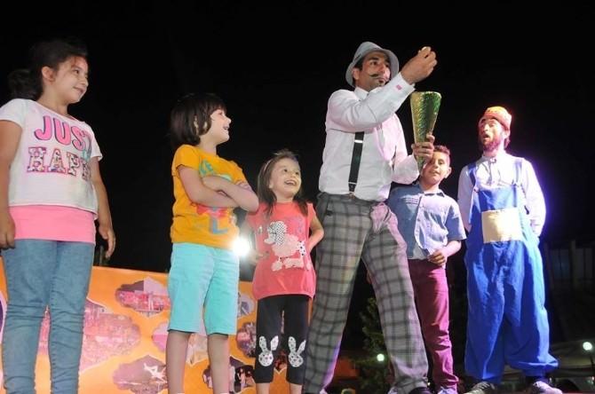 Çan'da Çocuklara Özel Ramazan Etkinliği