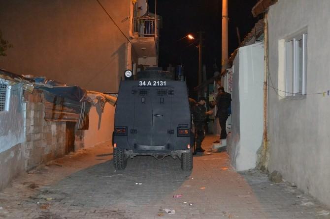 Keşan'da Şafak Operasyonu, Çok Sayıda Gözaltı