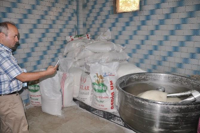 Gıda Üretim Ve Satışı Yapılan Yerlere Ramazan Denetimi