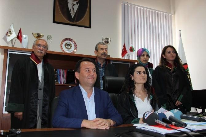 Manisa Barosundan Bursalı Avukatın Ofisinin Kurşunlanmasına Kınama