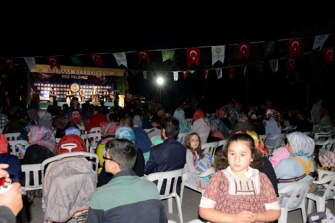Meram'da Ramazan Etkinlikleri Sürüyor