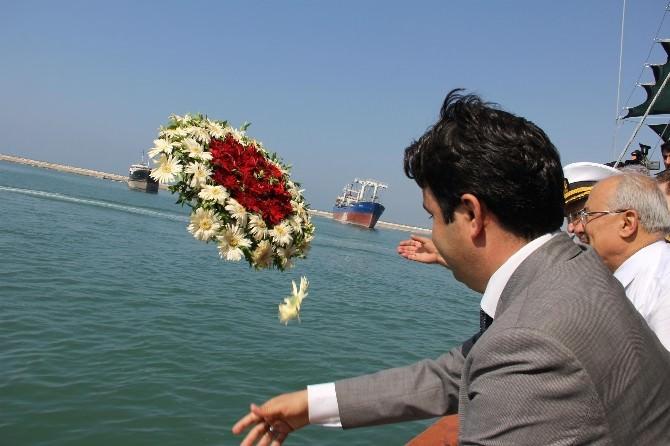 """Mersin Liman Başkanı Gül: """"Denizlerimiz 89 Yıldır Daha Mavi Ve Daha Coşkulu"""""""