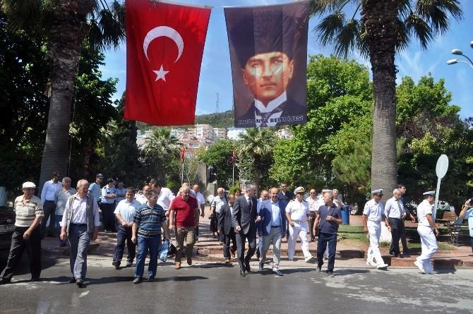 Mudanya'da 1 Temmuz'a Sade Kutlama