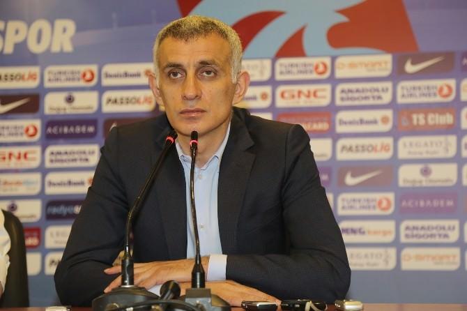 Hacıosmanoğlu: Dünyada TEK Kişi De Kalsam Trabzonspor'u Satmam
