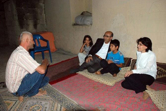 Valilik Ramazan'da İhtiyaç Sahiplerini Unutmadı
