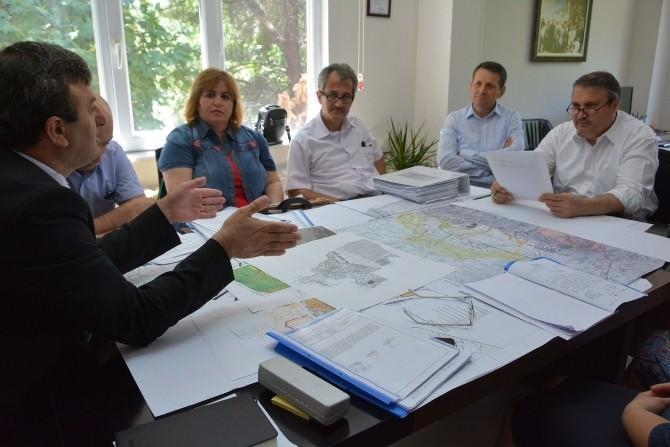 Muradiye'de İmar Revizyon Planı Revize Ediliyor