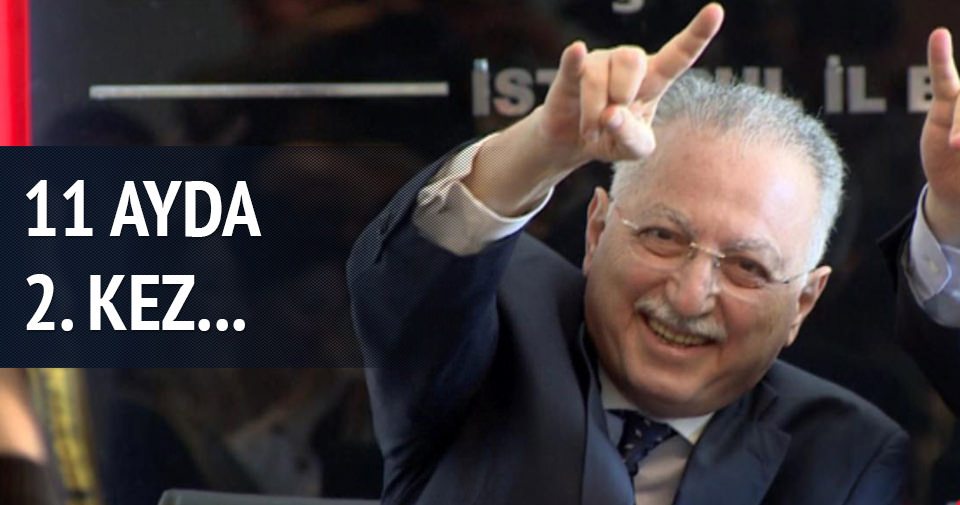 Ekmeleddin İhsanoğlu 11 ayda iki seçim kaybetti