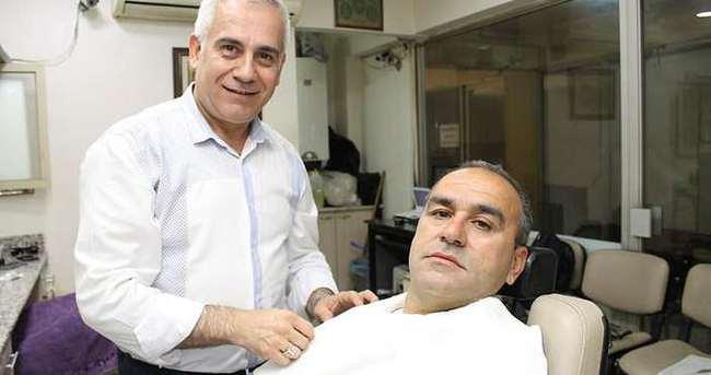 Berberin 12 bin kişilik 'kan bankası' listesi
