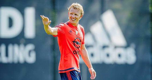 Kuyt, Feyenoord ile mesaiye başladı