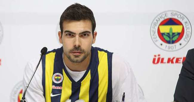 Fenerbahçe, Sloukas ile sözleşme imzaladı