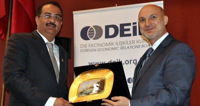 Türk iş insanlarına 1.5 milyar dolarlık çağrı