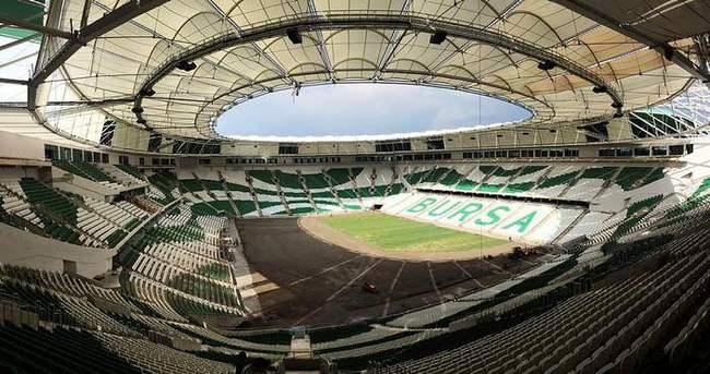 Bursaspor'un kombine bilet fiyatları açıklandı