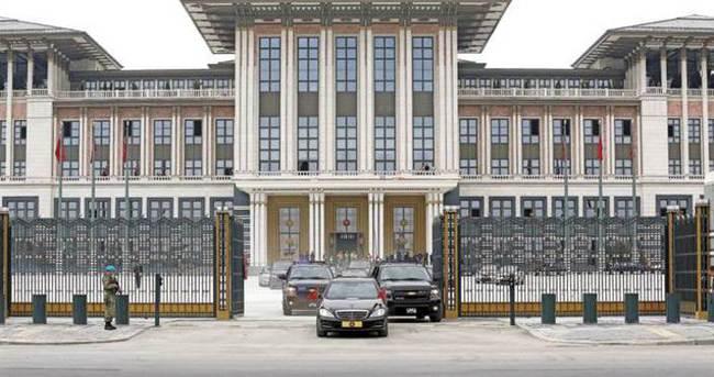 Cumhurbaşkanlığı Külliyesi Camisi açılıyor