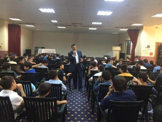 Erzurum'da Aile İçi İletişim Semineri