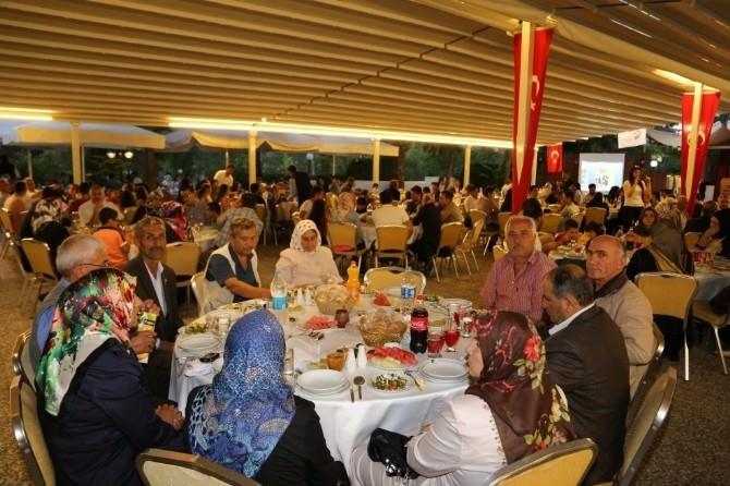Aksaray'da Şehit Aileleri, Gaziler Ve Koruyucu Ailelerle İftar