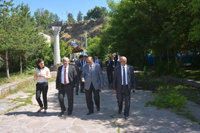 Mesut Yılmaz Parkı Revize Ediliyor