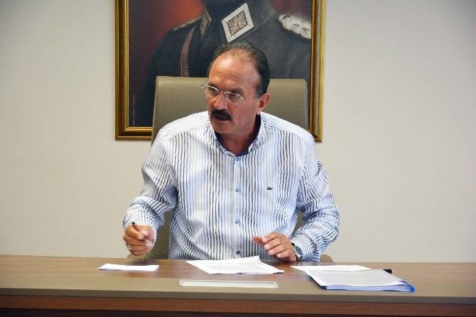 Başkan Saatcı, Büyükşehir Yasasını Eleştirdi
