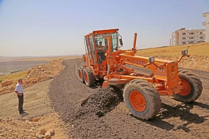 Cizre'de Alt Ve Üst Yapı Çalışmaları