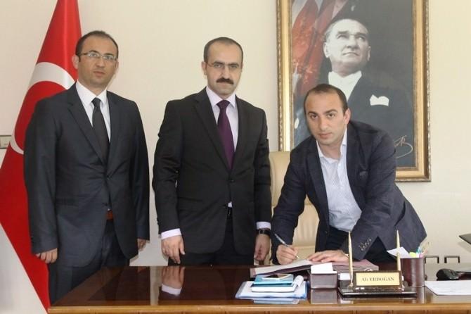 Kargı'da Denetimli Serbestlik Protokolü İmzalandı