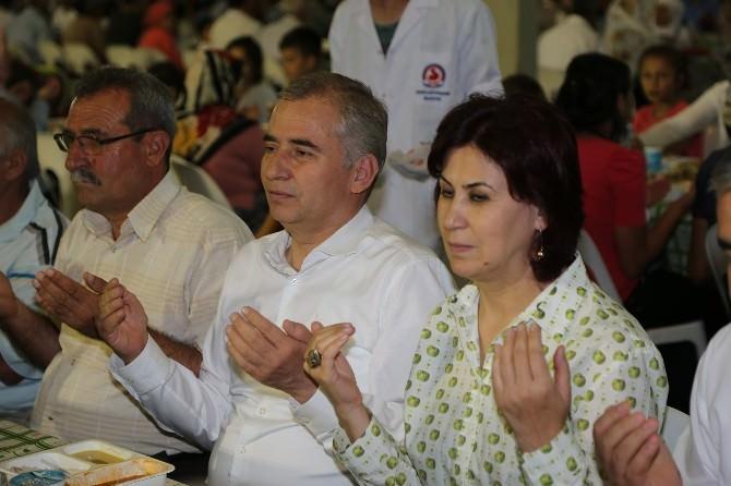 Başkan Zolan'dan Doğu Türkistan İçin Dua Çağrısı