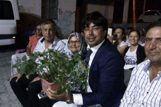 Ramazan Nostaljisi Foça'nın Her Köşesinde