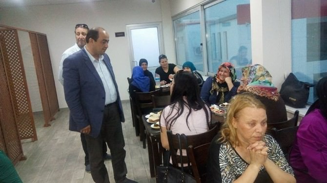 Gülüç'te Üçüncü Kafile De İstanbul'a Gönderildi