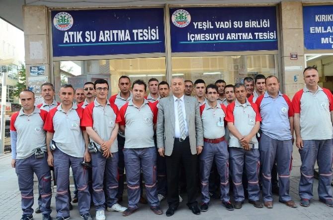 Kırıkkale Belediyesi Yeni Bir Uygulama Başlattı
