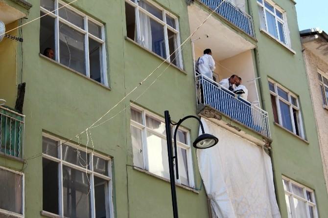 Malatya'da Yalnız Yaşayan Kadın Evde Ölü Bulundu