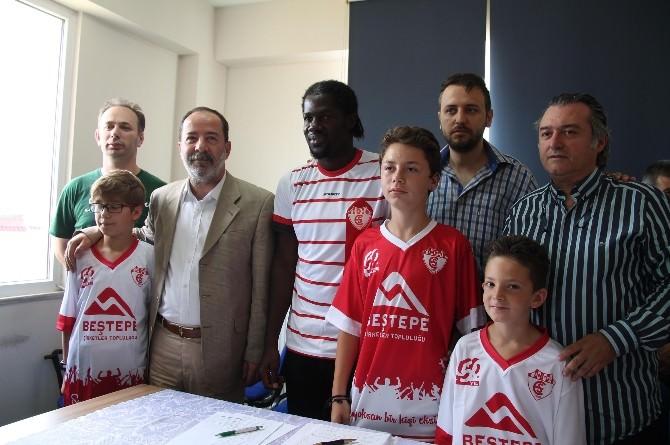 Malili Futbolcu Musa, Edirnespor'da