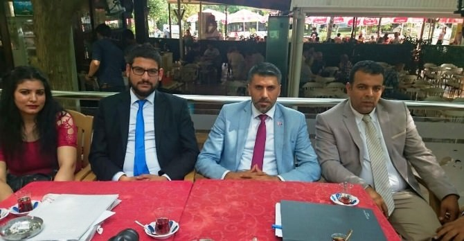 Tekirdağ'da Romanlar Yeni Dernek Kurdu