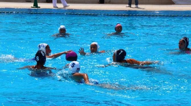Su Topu 2. Lig İlk Devre Maçları Manisa'da Başladı